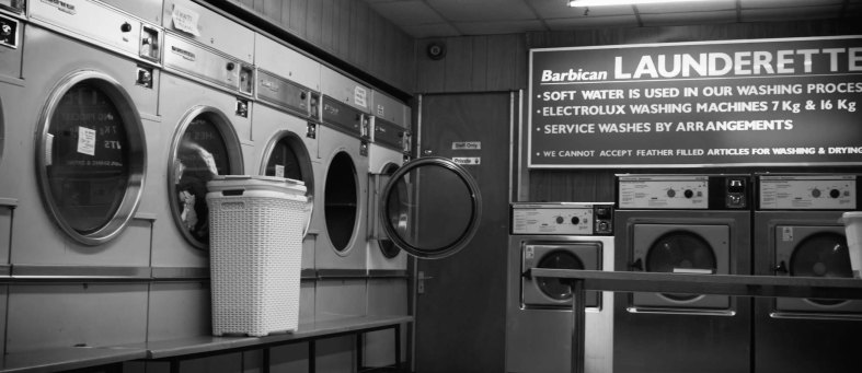 Purgatory Short Film Review laundry place