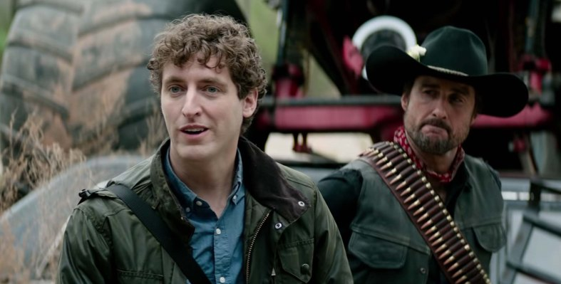 Zombieland Double Tap film review two colombus