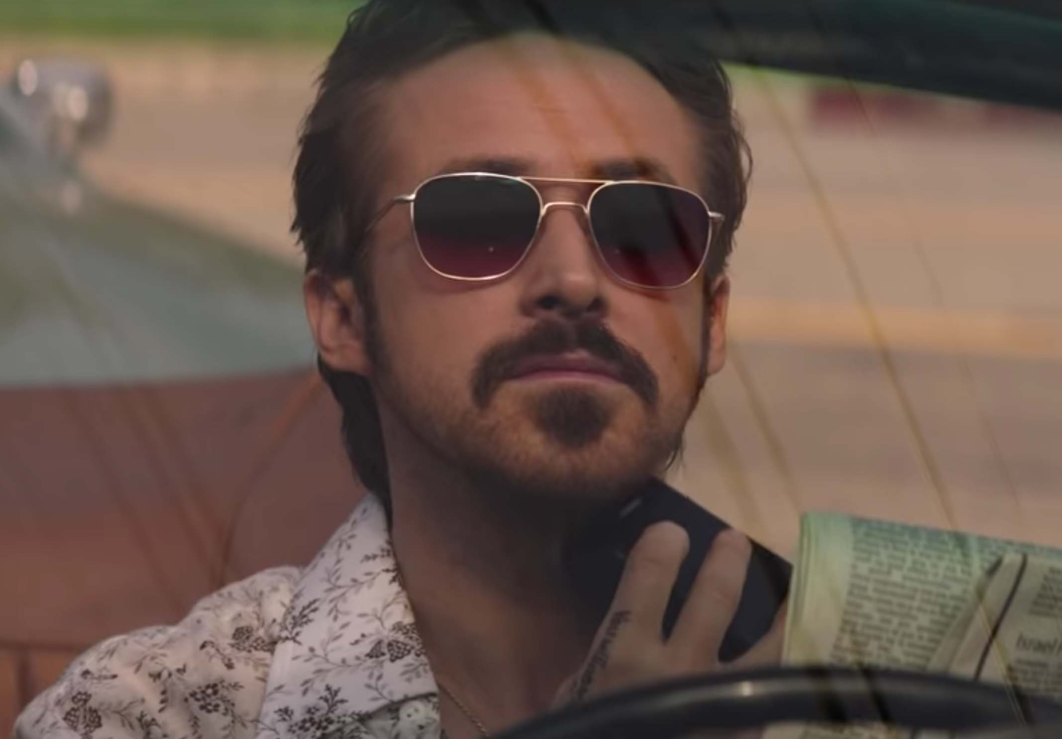 The Nice Guys film review post image controller companies