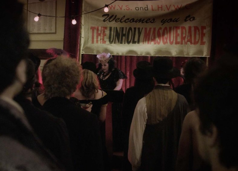 What we do in the shadows film review the unholy masquerade