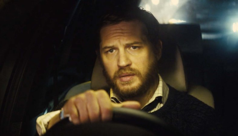 Locke film review tom hardy