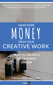 Make More Money from Your Creative Work