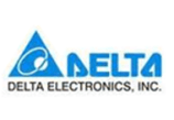 Logo for Delta Electronics INC.