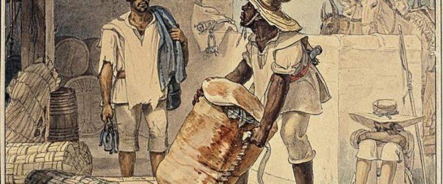 Estudo mostra papel da imprensa na manutenção do tráfico escravista