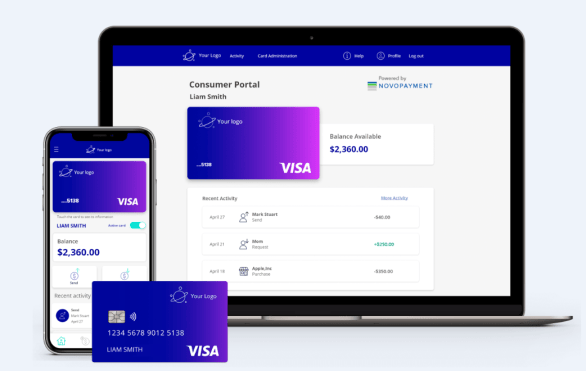 visa and novopayment launch white-label platform for fintechs in latin america