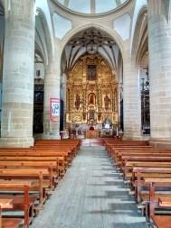 Retablo de Santa María la Mayor