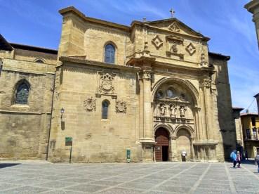 Entrada Sur a la Catedral.