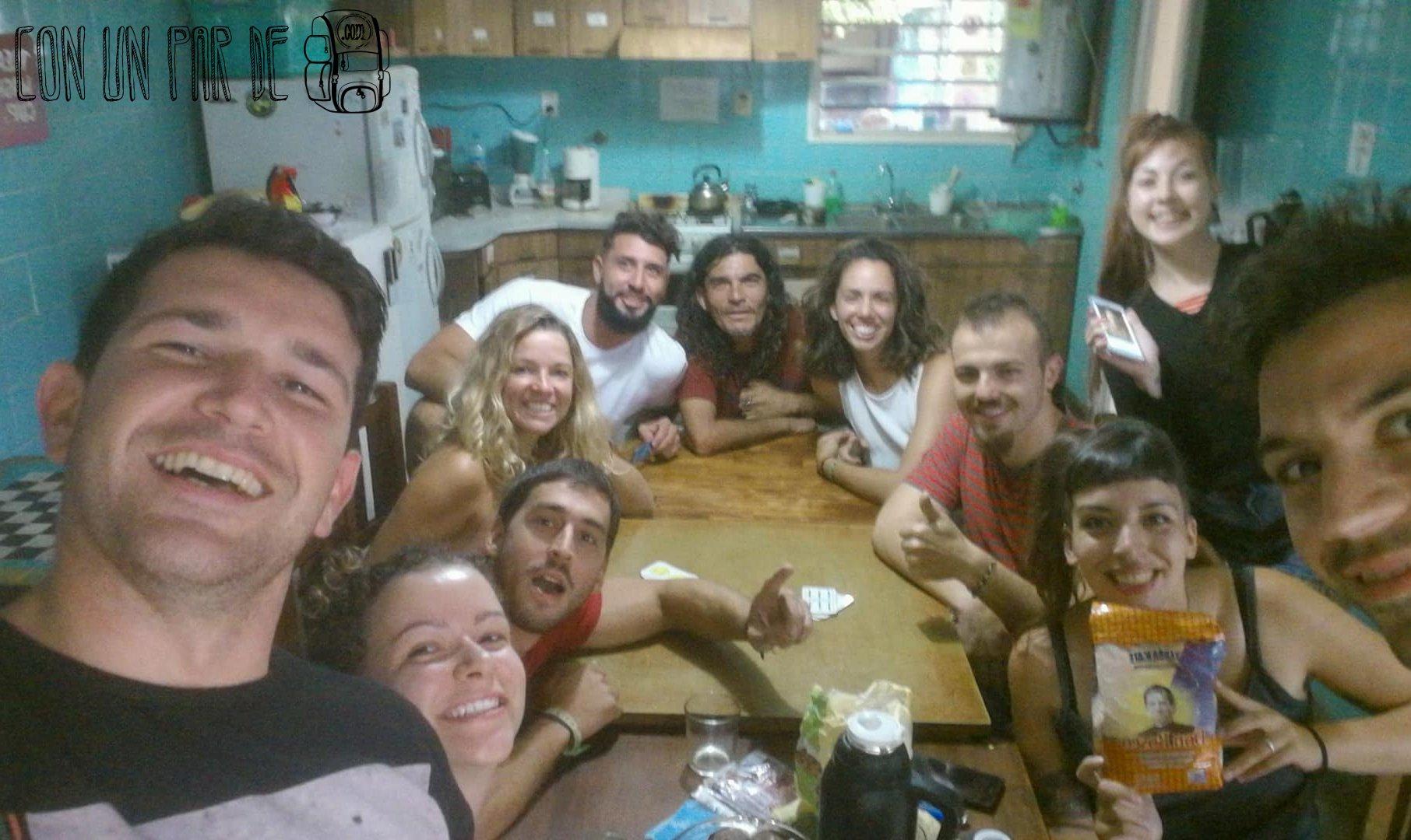 Amigos en Salta