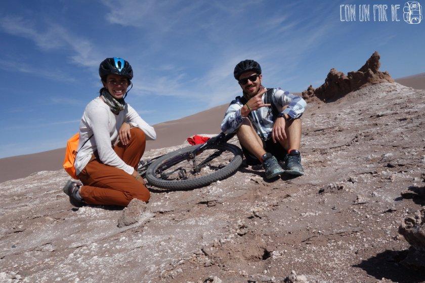 Desierto en bici