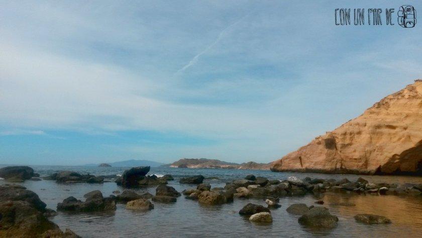 La costa murciana