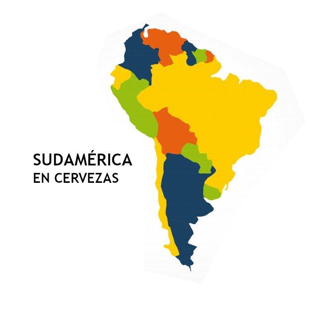 Sudamérica en cervezas