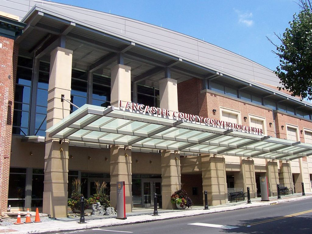 Book Check Now Has 2 Locations! - CHAP Convention