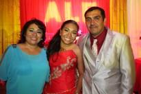 Foto Familiar. Sra. Bertha Alicia y el Sr. Hugo Diaz