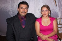 Rafael Lago Griego y Angeles Zapata