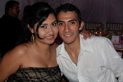 Eva Gorra e Isaías Rivas