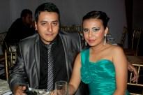 Rubén Limón Gamas y Mónica Salome Reyes