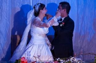 Ingrid y Alejandro