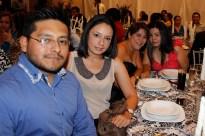 Sergio Jimenez Lopez, Melina Díaz, Jocelin Bonifaz, Karina Díaz