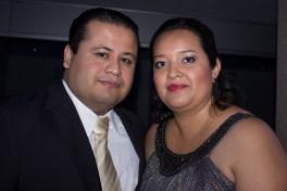Cecilia Tafaya y Juan de Dios Carvajal