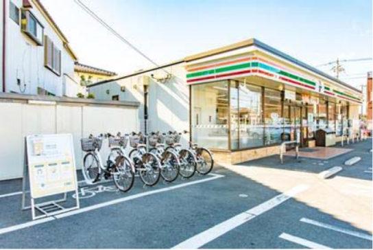 セブン‐イレブン/ソフトバンクグループと自転車シェアリングで協業