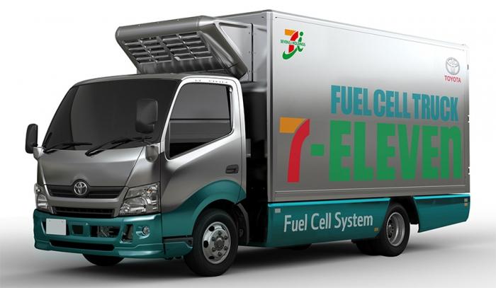 セブンとトヨタ、来秋から水素活用した次世代コンビニ展開 FCトラックも | 財経新聞