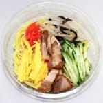 ファミリーマート/麺が細く、酸味が効いたスープの盛夏版「冷やし中華」