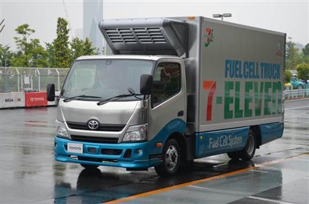 店舗とトラックで環境配慮 セブン-イレブン、CO2排出大幅削減へ