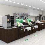 セブン-イレブン/町田市に「省力化テスト店舗」セルフレジ導入など作業削減