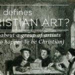 Christian Art: Love your work