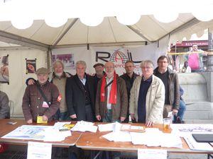 Dans les archives de la CNR : retour sur les actions du début de l'année 2012