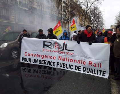 Le 7 octobre 2021, tous ensemble cheminots et usagers pour le service public ferroviaire