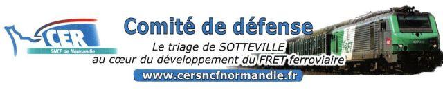 Le Rail... vital pour la Normandie: Expositions , Conférence, débat...