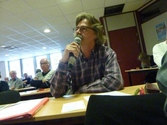 Serge LAURENS (les 2 lignes - Montpellier)