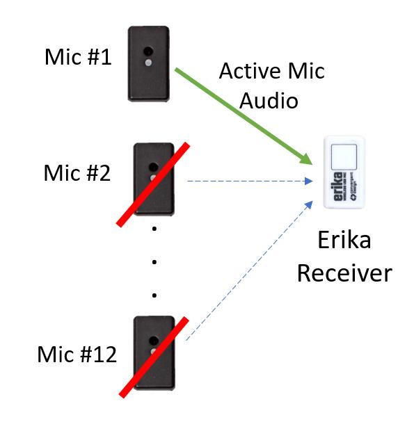 Dynamic Switching technology by Erika