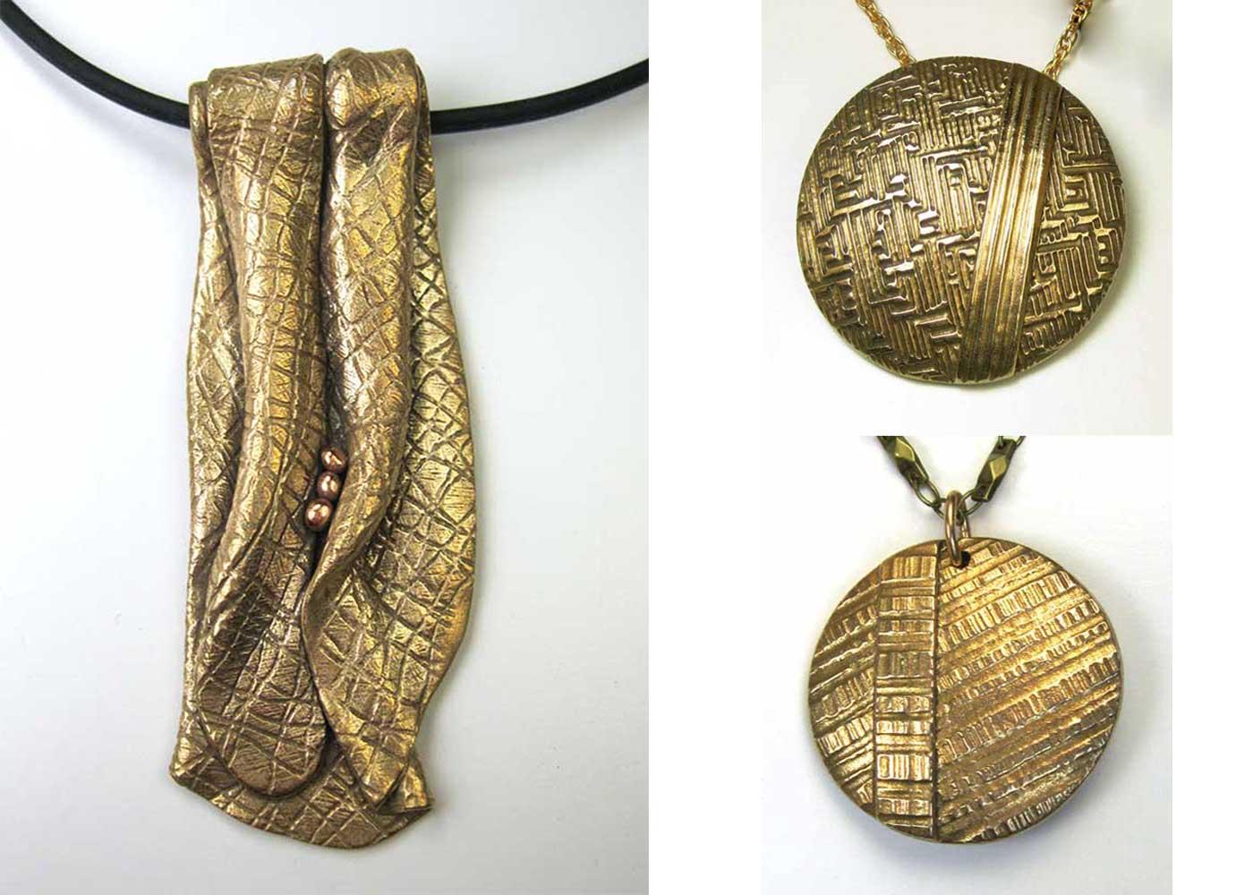 three samples, two bronze classes