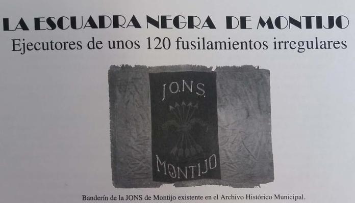 LA ESCUADRA NEGRA DE MONTIJO Cabecera del texto anónimo