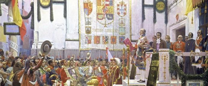 Cortes de Cádiz (1812)