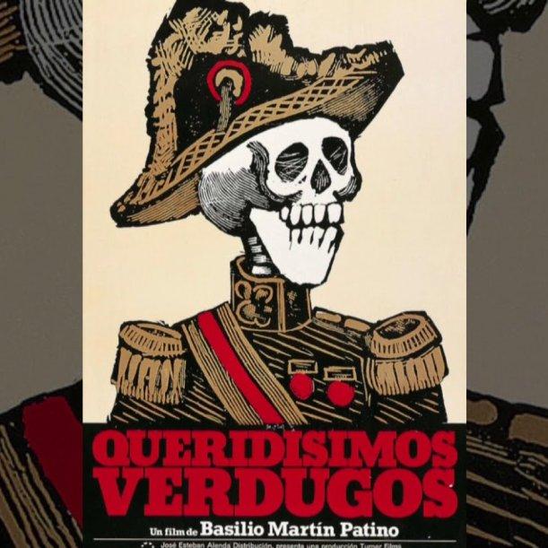 Cartel de Queridísimos verdugos_