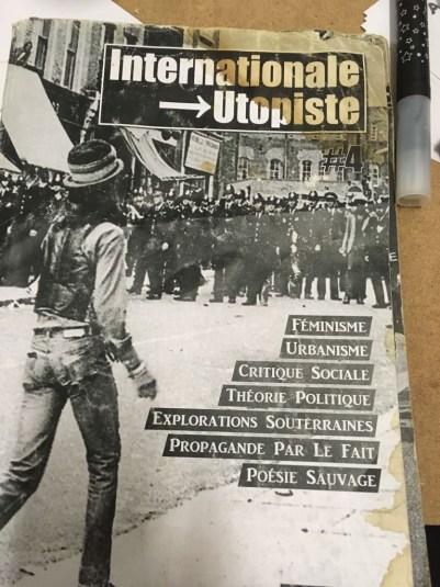 International Utopiste 01