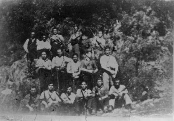 Guerrilleros de la Federación de León-Galicia
