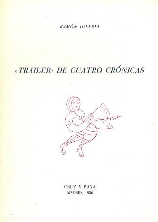 Trailer de 4 crónicas