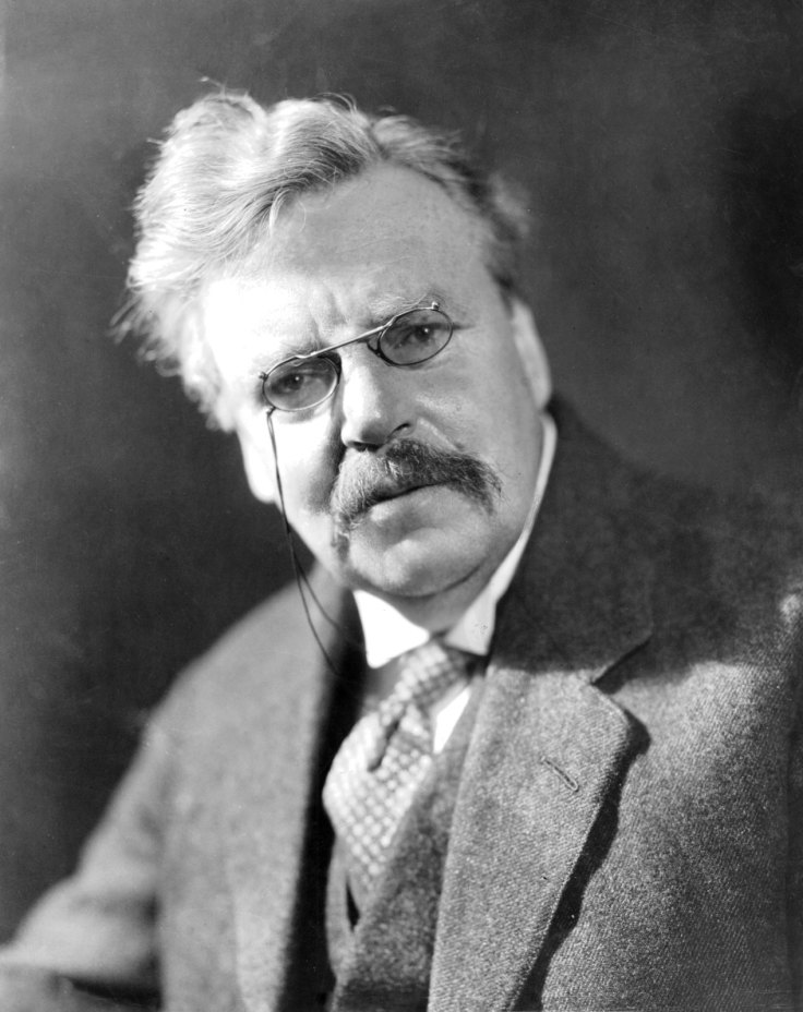 Conservative Thinker, G.K. Chesterton