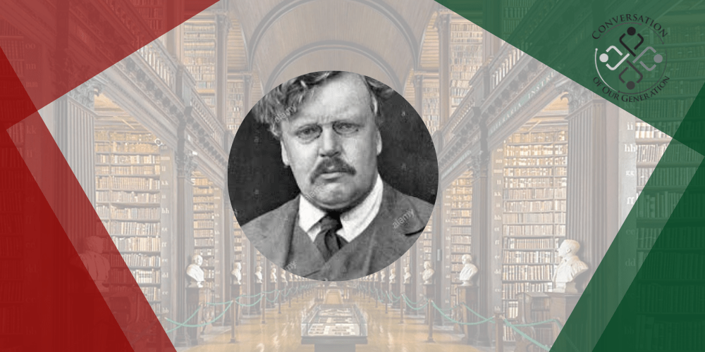 Why Christianity Is True Orthodoxy by G.K. Chesterton