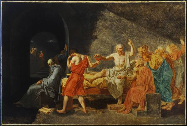 The Death of Socrates And What It Teaches Us Of Courage and Nobility