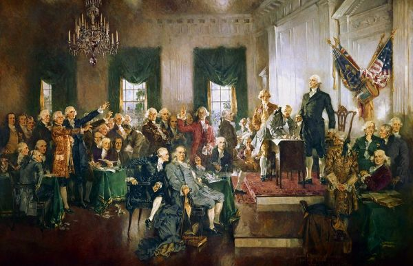 What is patriotism? How we can learn about what it means to be a patriot from the founding fathers.
