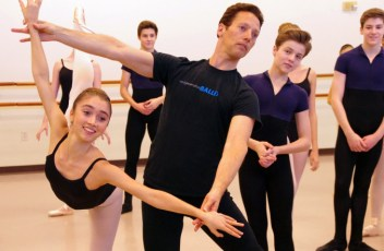Philip Neal, Artistic Director of Next Generation Ballet