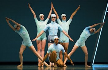 Myles Thatcher, LIVE from San Francisco Ballet's Unbound Festival - Conversations on Dance