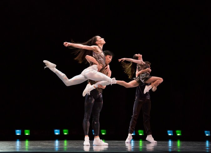 (89) Justin Peck, LIVE from San Francisco Ballet's Unbound Festival
