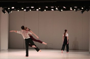 Sara Mearns and Jodi Melnick, Works & Process at the Guggenheim