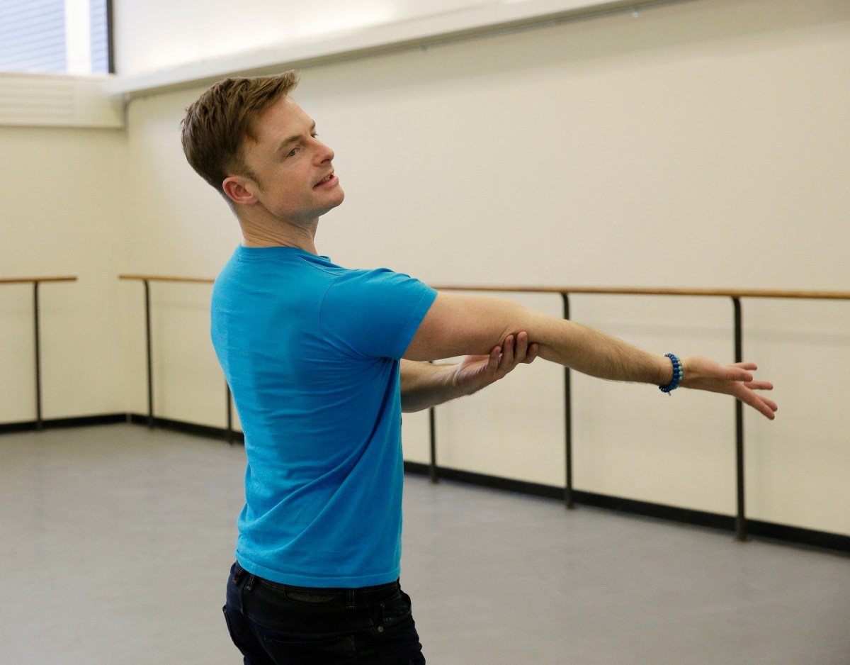 (93) Christopher Wheeldon, Choreographer